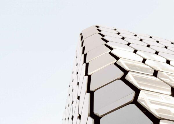 The star façade
