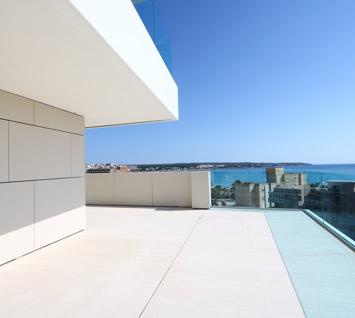 Outdoor flooring  - dekton danae 34