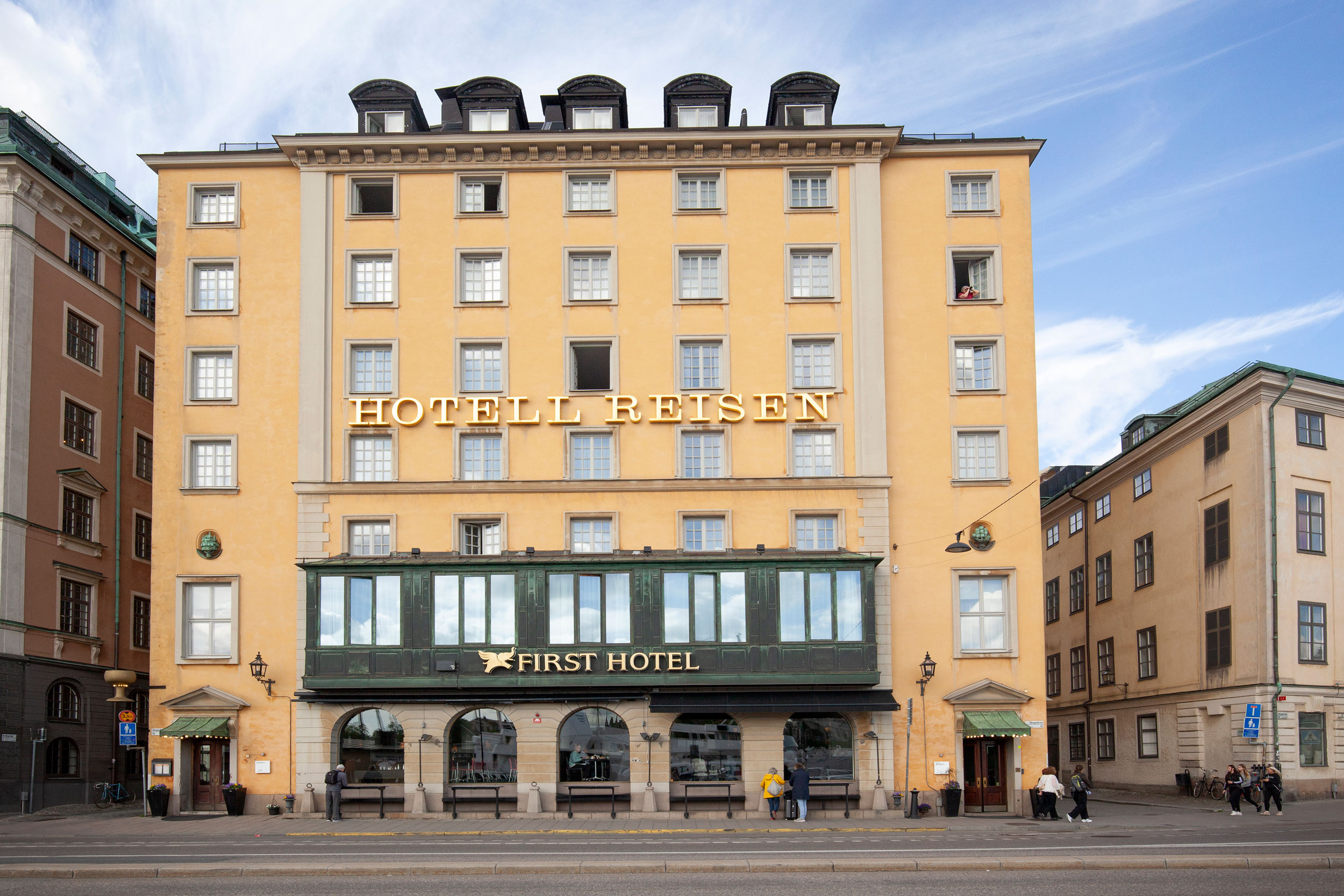 Hotel Risen  - 0 Exterior hotel 45