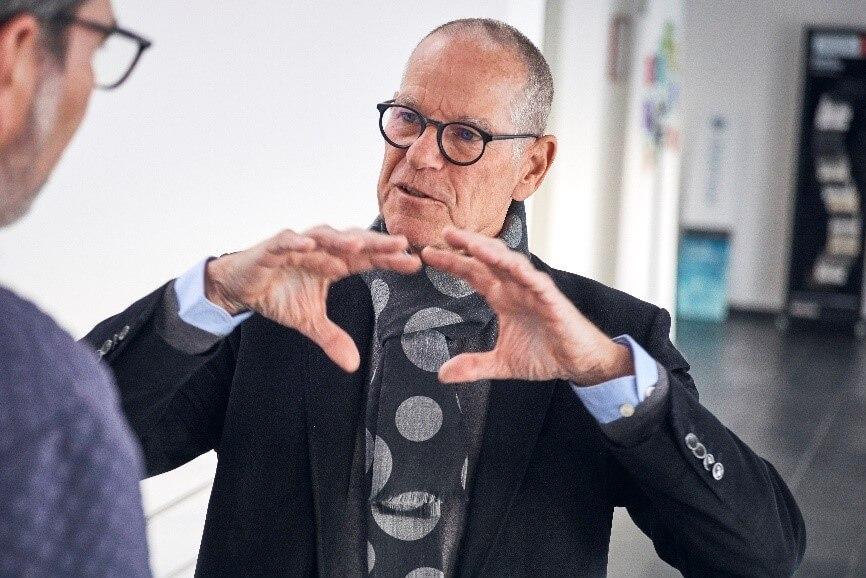 Interview Walter Schelle  - 3 8 37