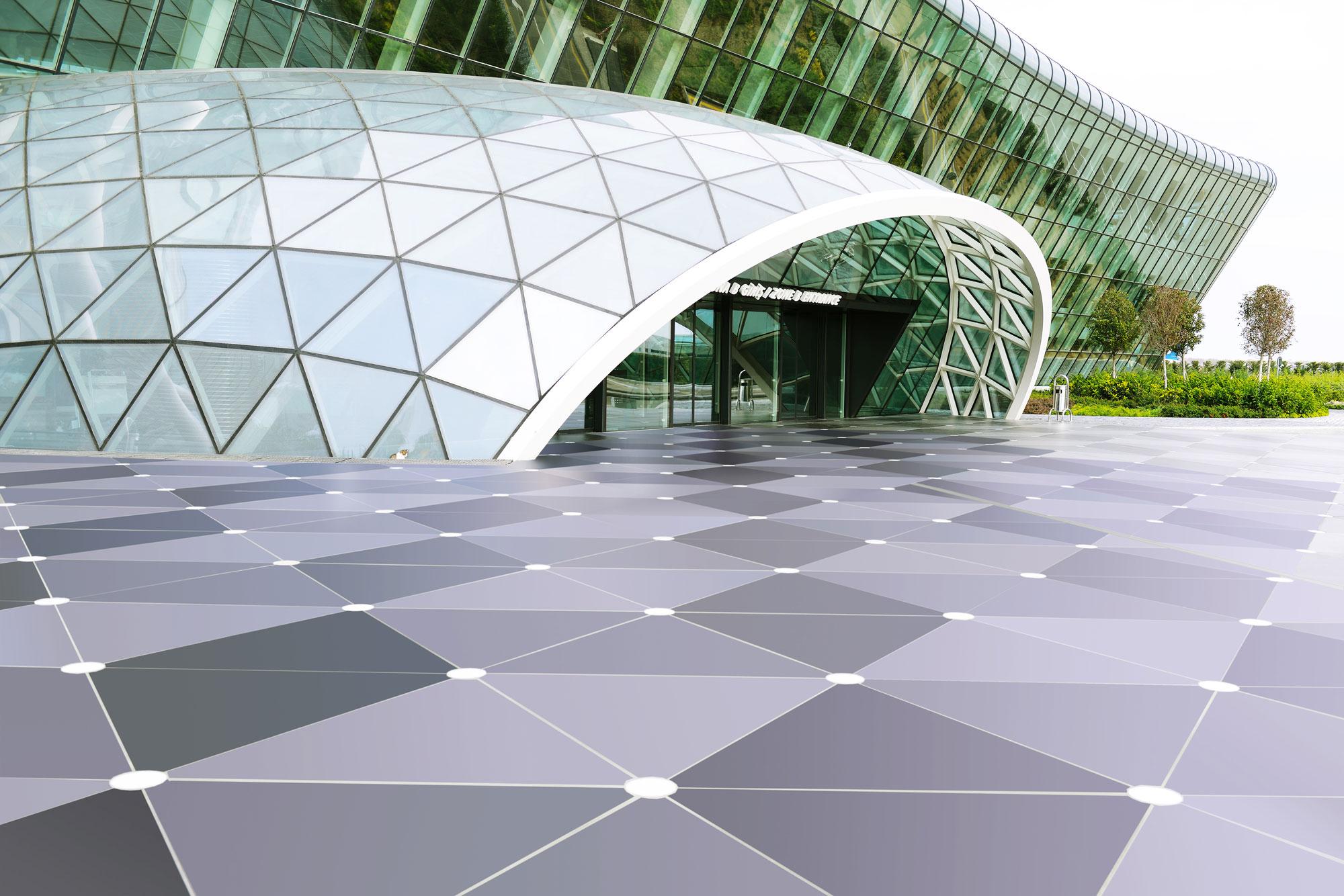 Baku Airport  - Baku Airport 2 Dekton iD 1 53