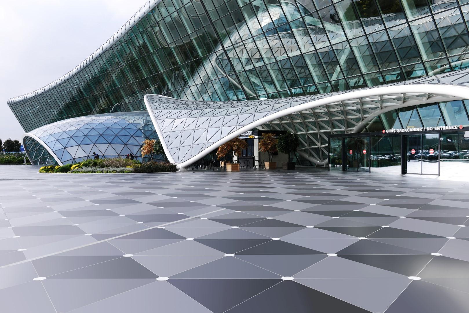 Baku Airport  - Baku airport 6 dekton id 1 51