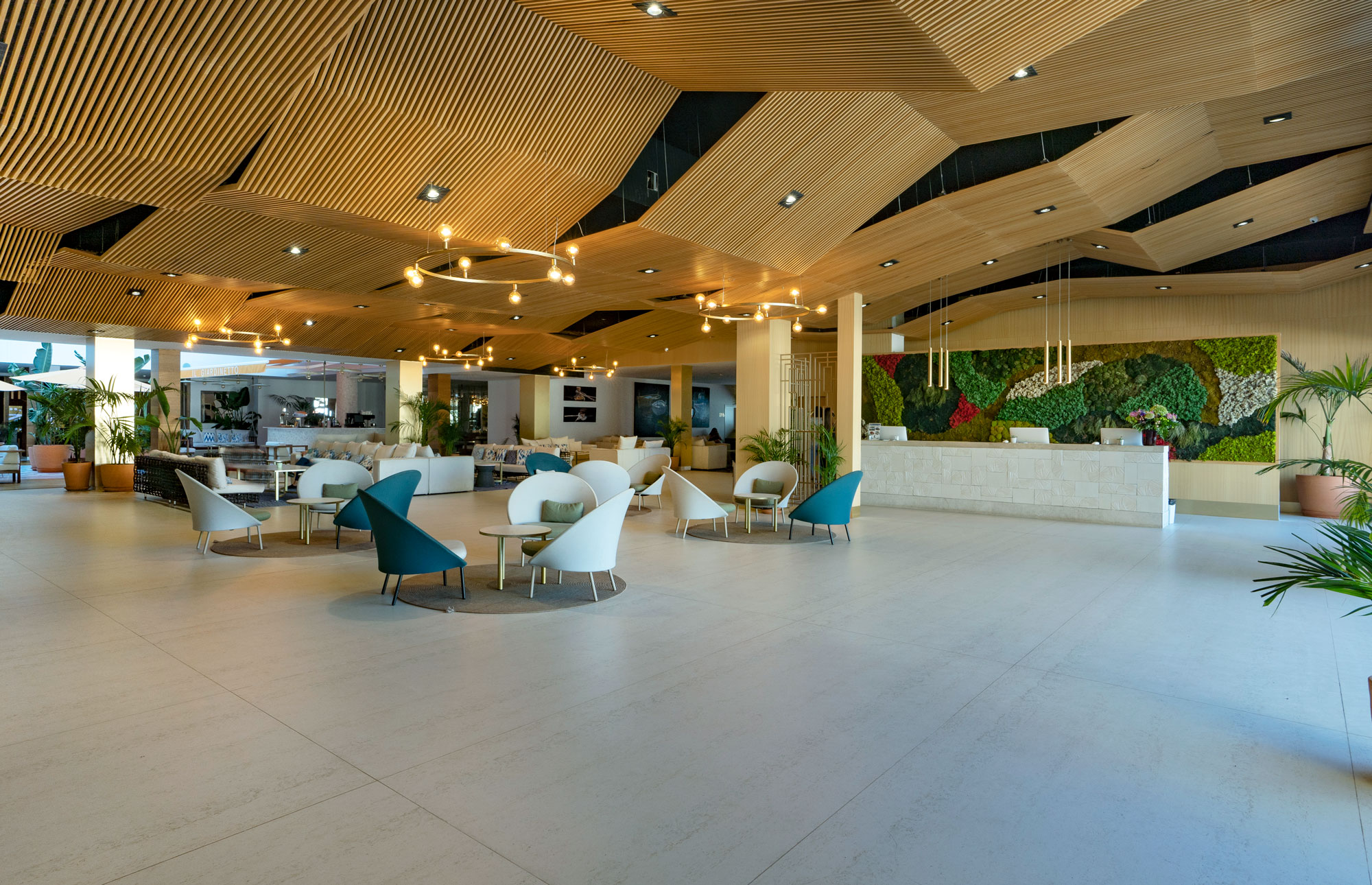 Hotel Mediterráneo  - Hotel Mediterraneo Park 1 Dekton Silestone Piedra Natural Cosentino 49