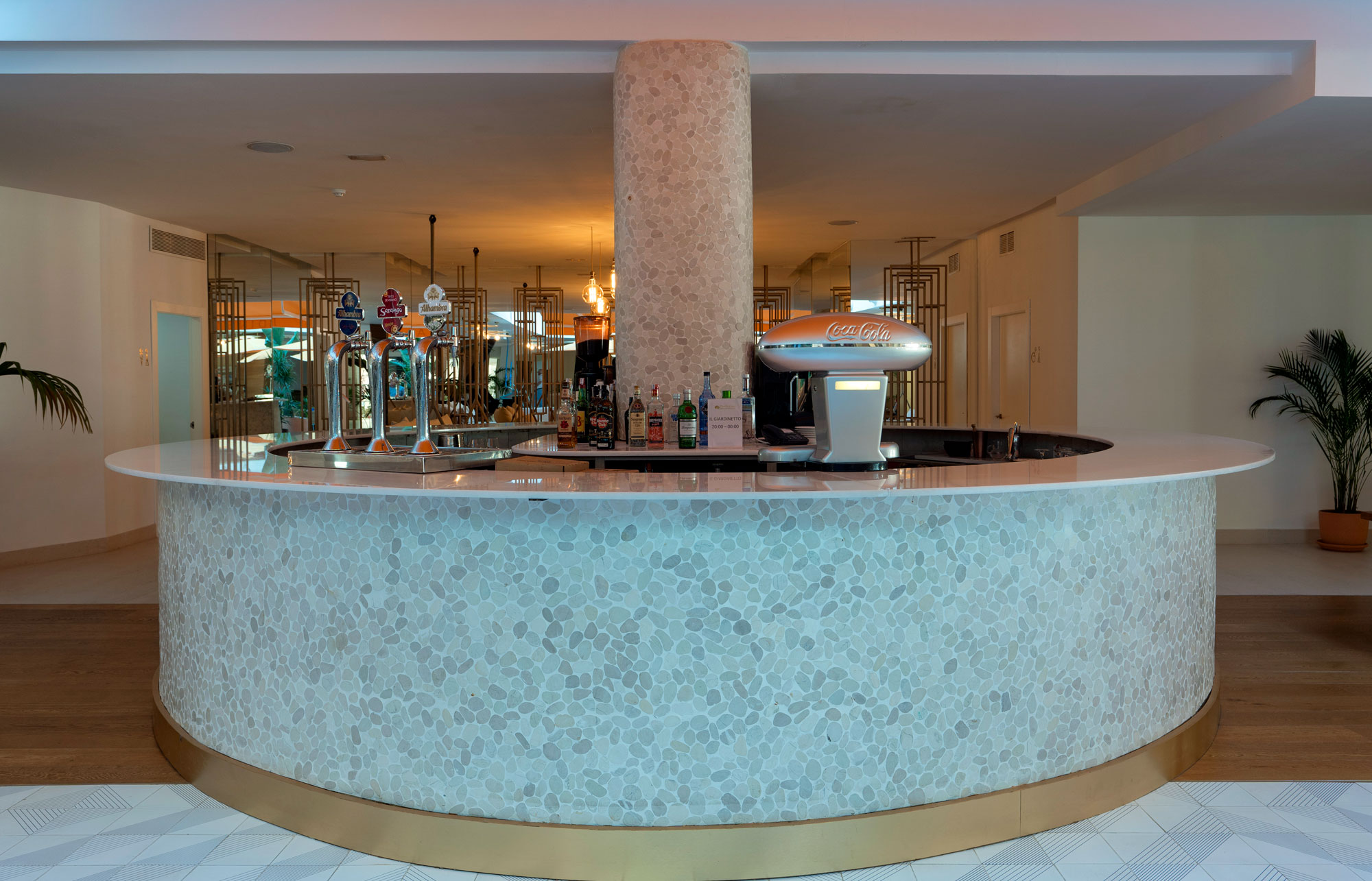 Hotel Mediterráneo  - Hotel Mediterraneo Park 13 Dekton Silestone Piedra Natural Cosentino 57
