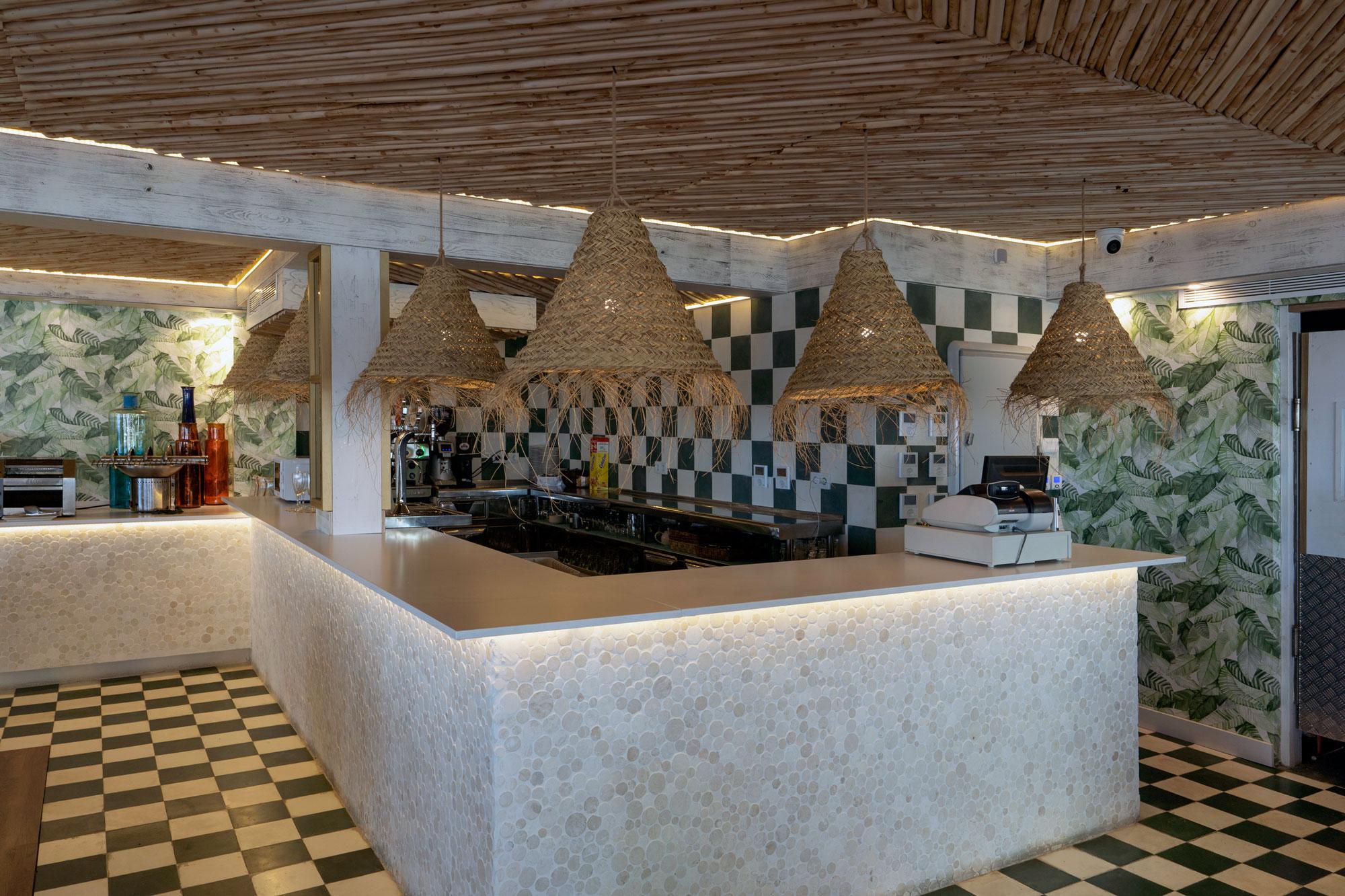 Hotel Mediterráneo  - Hotel Mediterraneo Park 14 Dekton Silestone Piedra Natural Cosentino 61