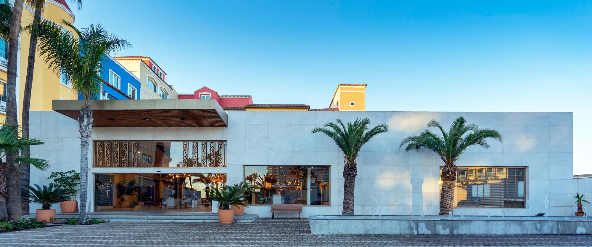 Hotel Mediterráneo  - Hotel Mediterraneo Park 2 Dekton Silestone Piedra Natural Cosentino 47