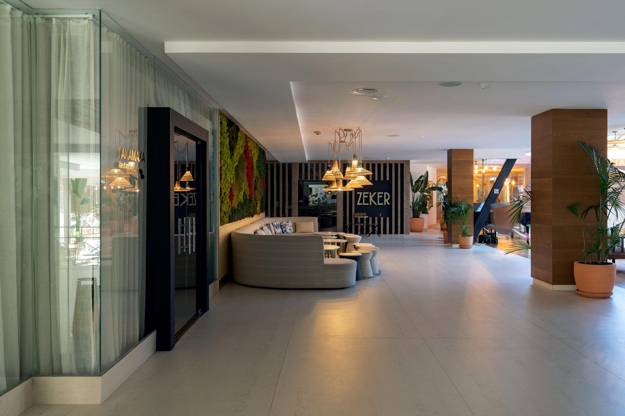 Hotel Mediterráneo  - Hotel Mediterraneo Park 3 Dekton Silestone Piedra Natural Cosentino 51