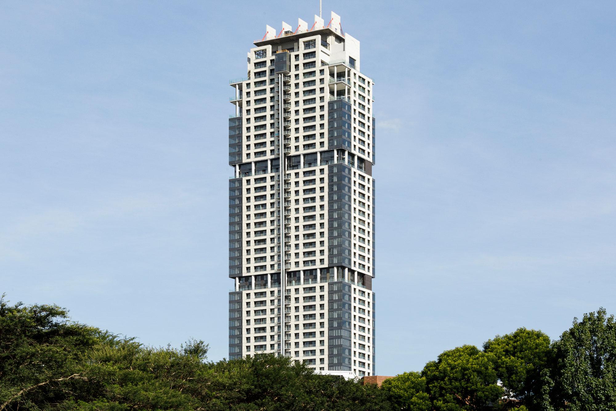 Torre Leonardo  - Leonardo Tower 8 53