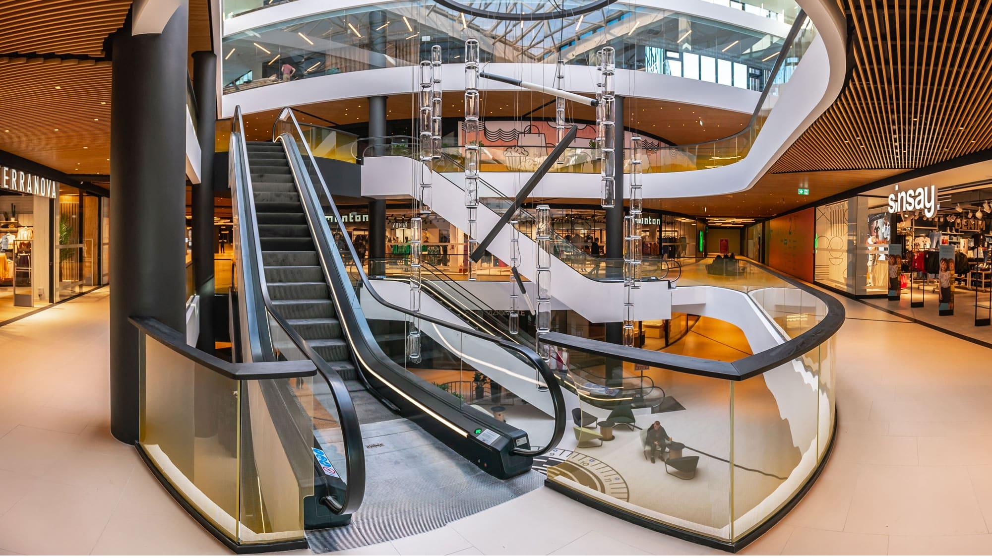 Origo Mall  - Origo Mall Dekton 3 55