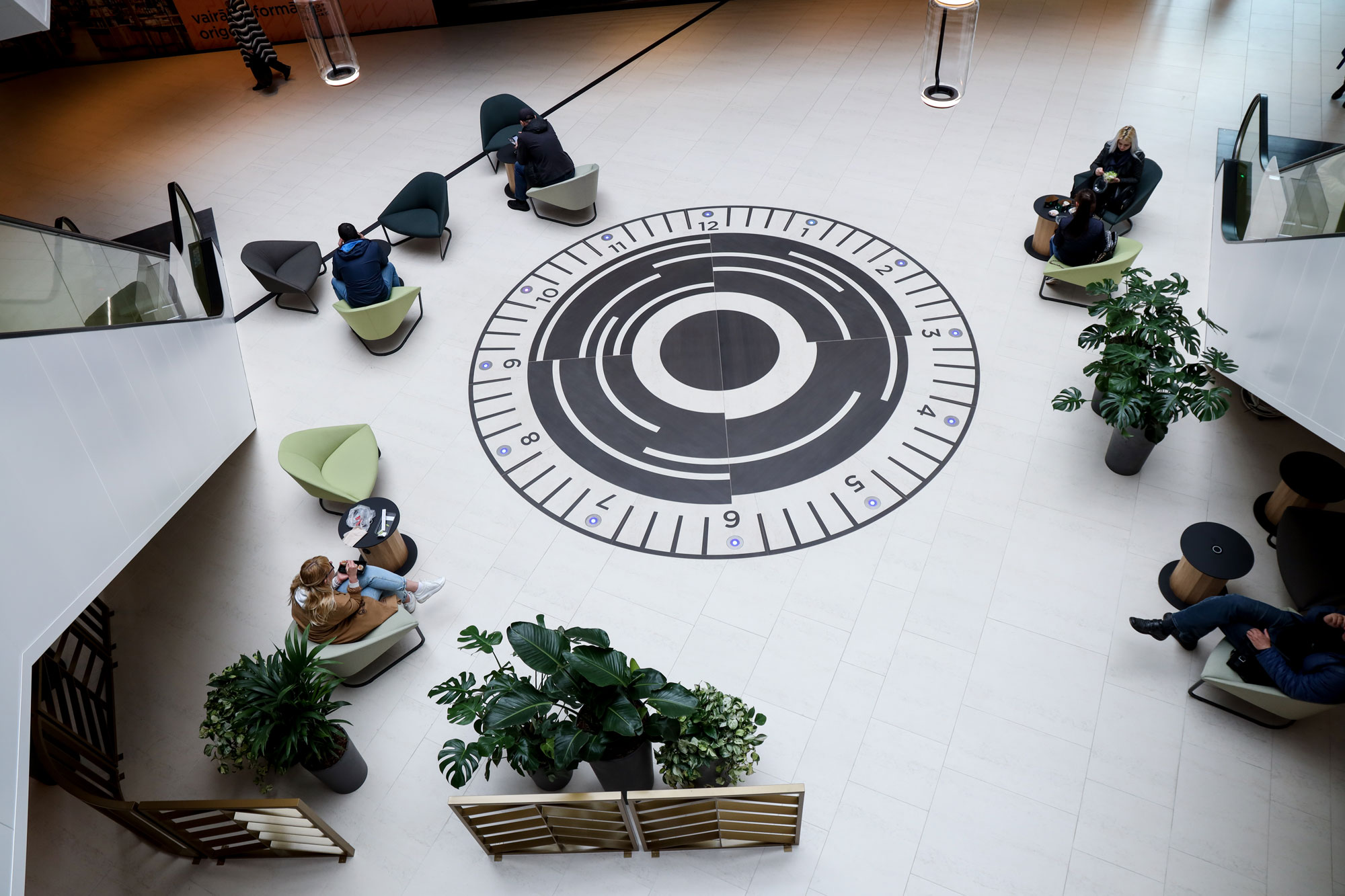 Origo Mall  - Origo Mall Dekton iD Cosentino 6 50