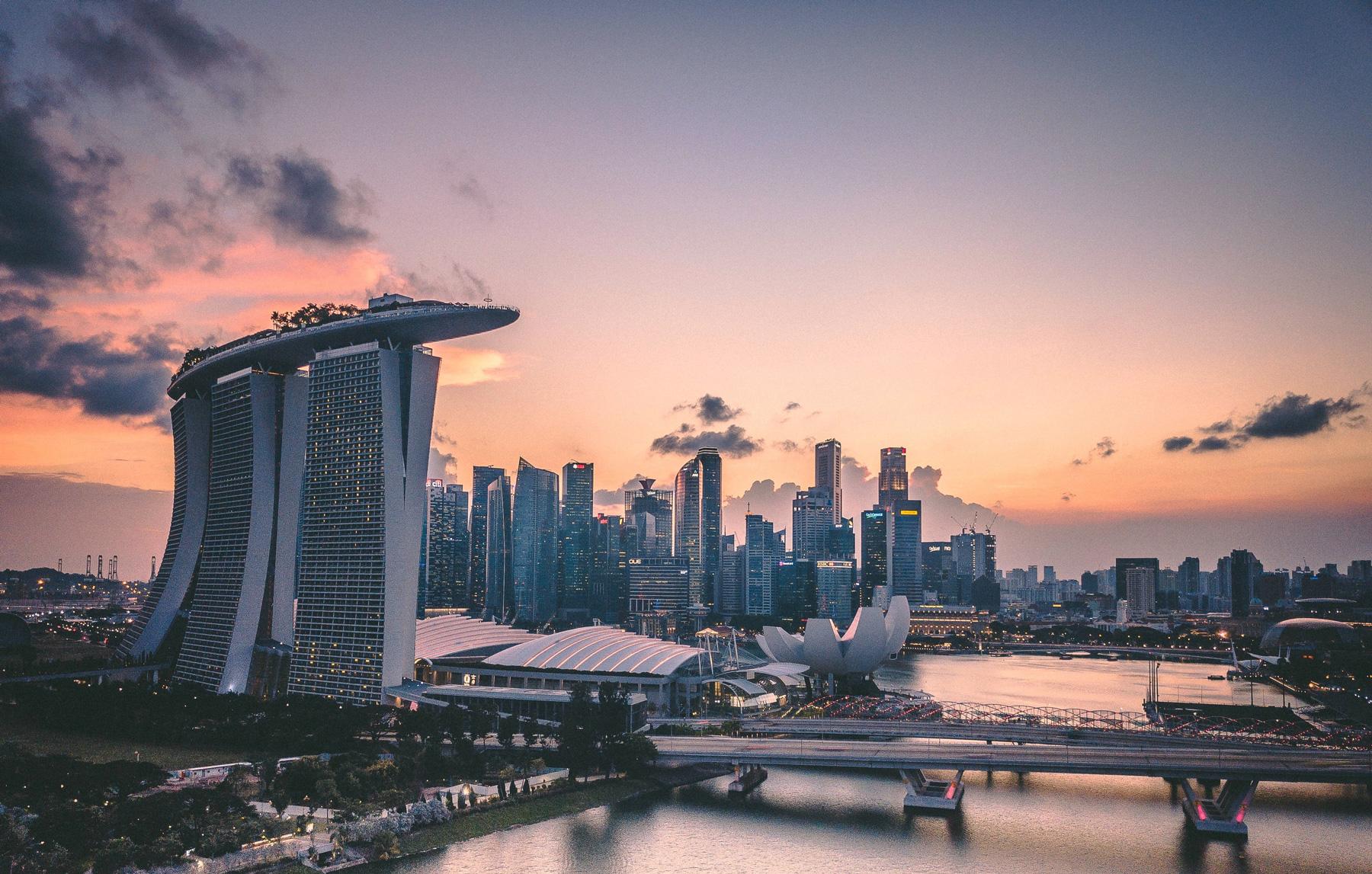 Singapour  - Singapore 1 54