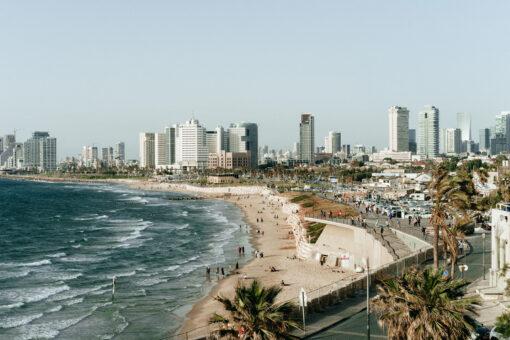 San Francisco  - Tel Aviv 1 37