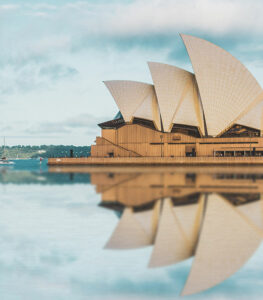 London  - Sydney 47