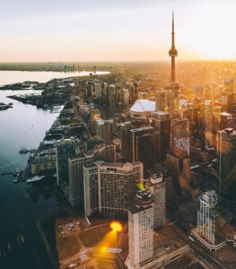 London  - Toronto 49