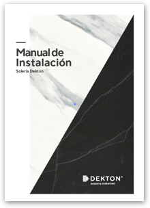Dekton: Durable, resistant and versatile flooring  - manual instalacion 113