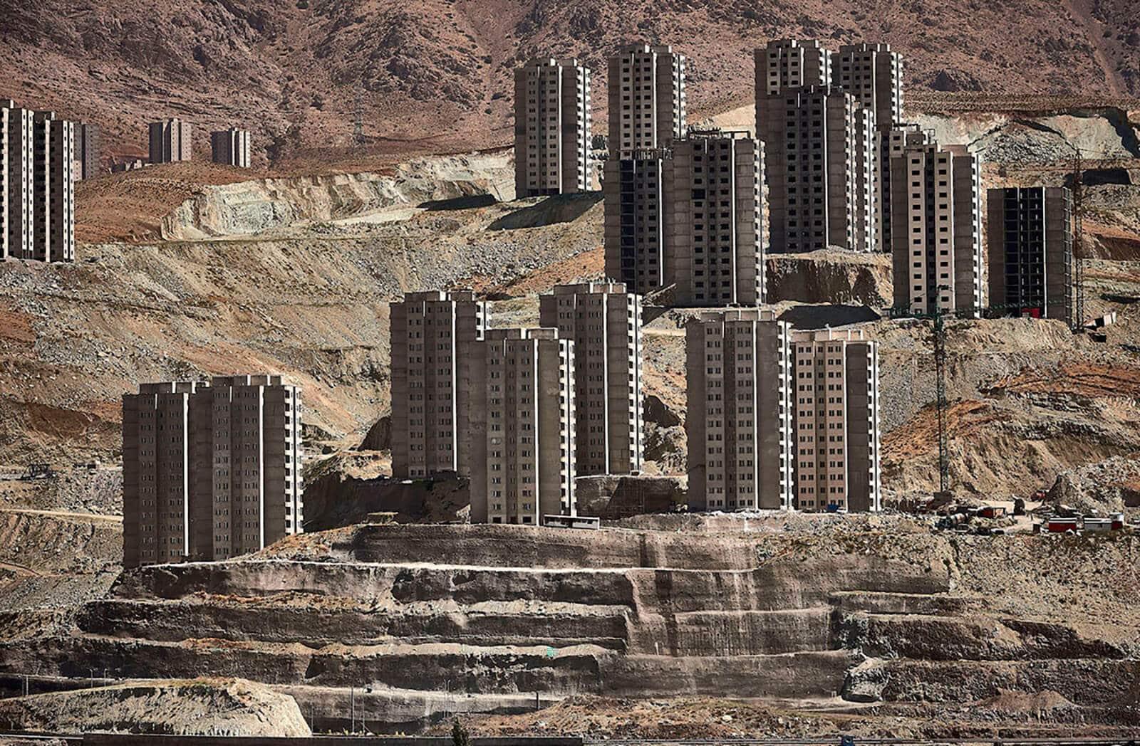 Iran's New Landscape  - 00 4 31