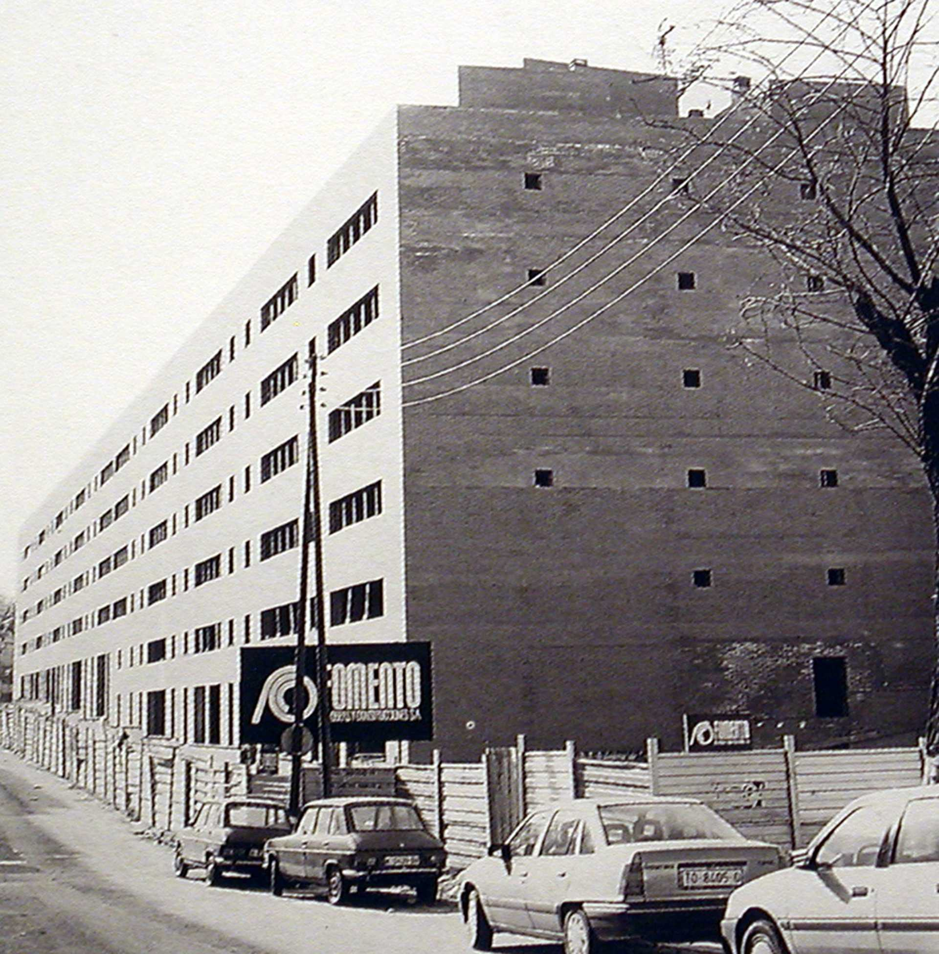 Interview with Alberto Campo Baeza  - 01 Housing Vallecas ICON 57