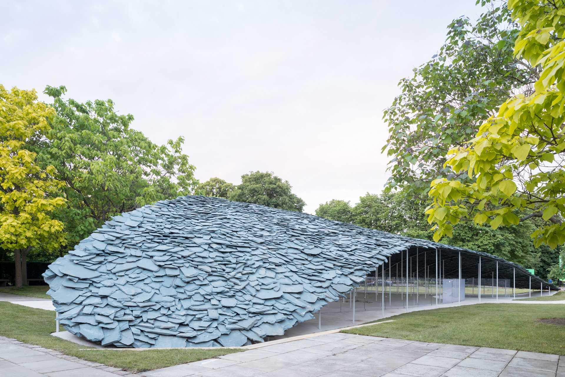 Serpentine Pavilion 2019  - 02 Iwan Baan 5 32