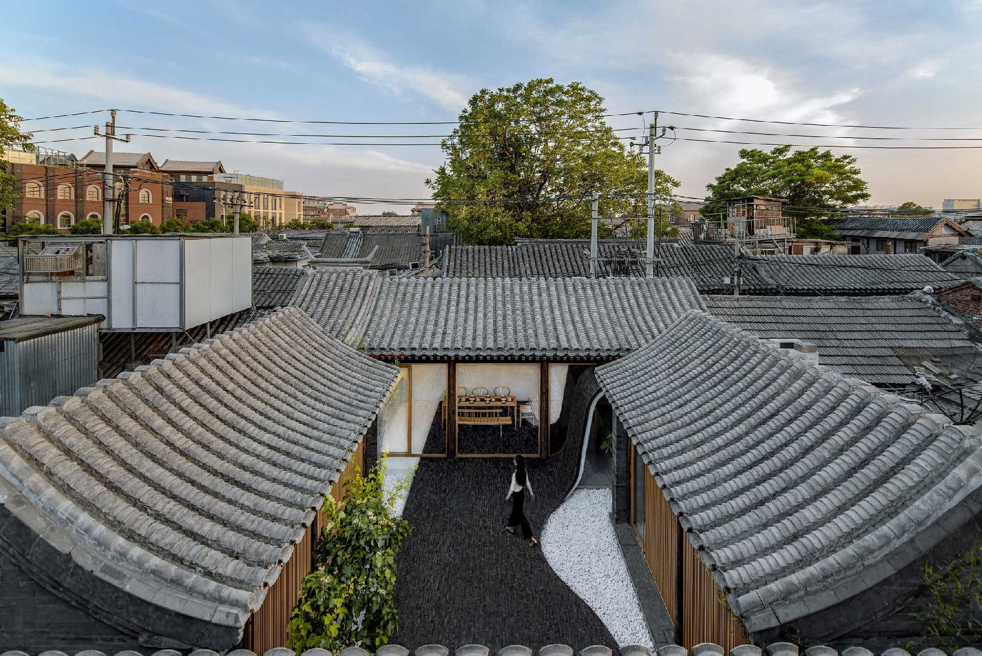 Traditional Courtyard House  - 11 6 31