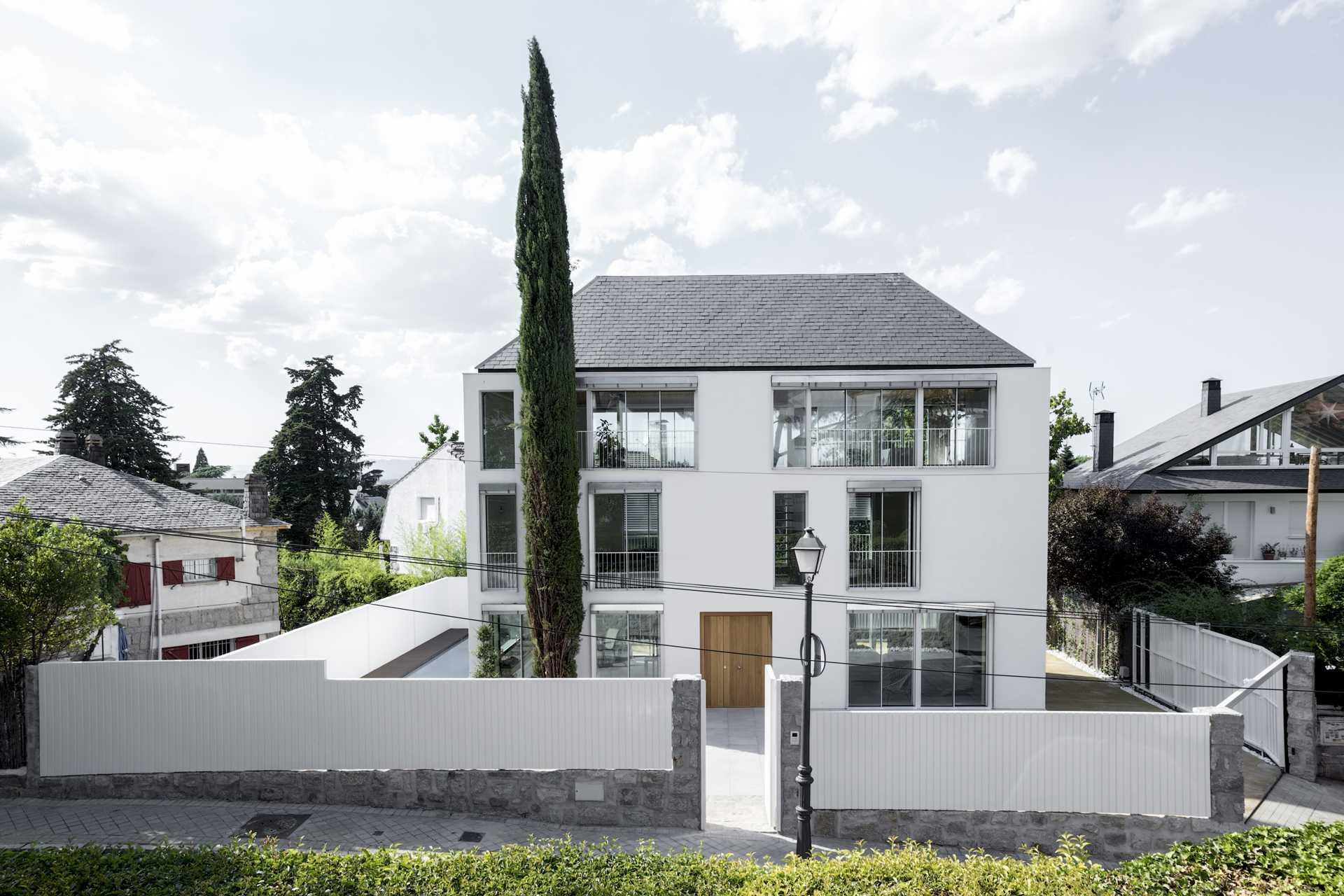 Casa Mirasierra, COAM Awards 2017  - 13 2 31