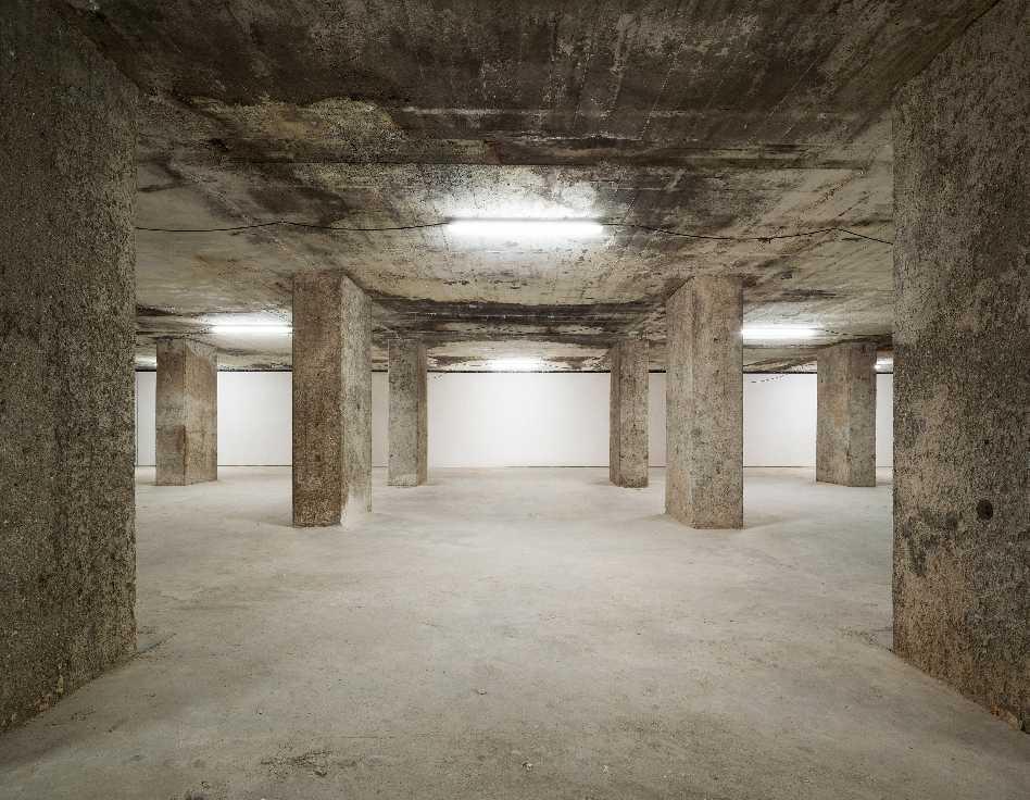 John Pawson's Museum in a Bunker  - 151104 © Gilbert McCarragher 03 35