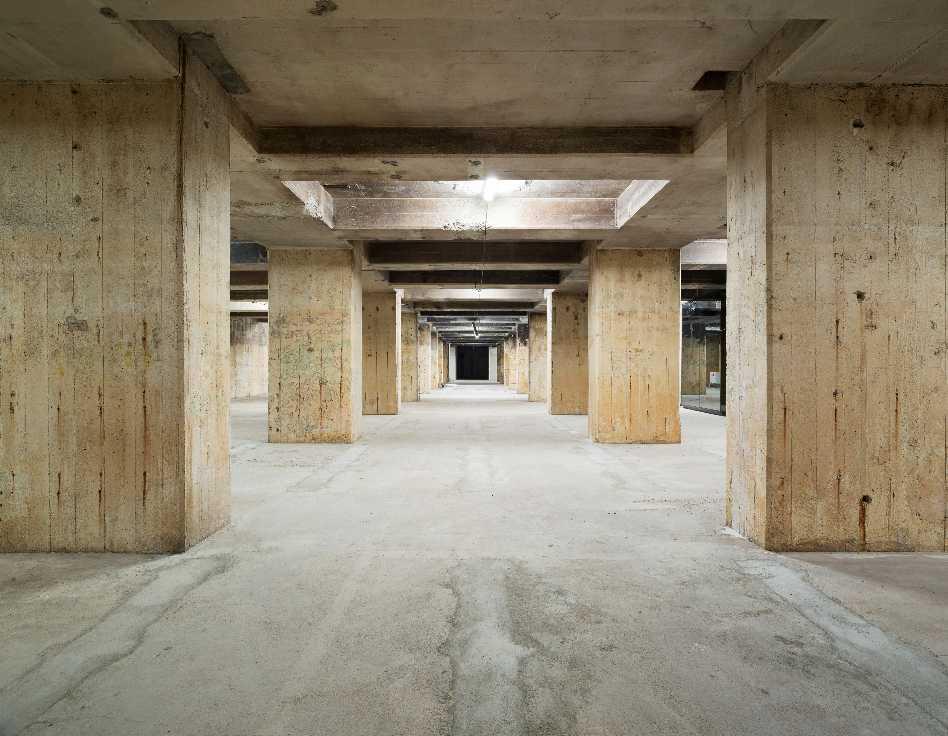 John Pawson's Museum in a Bunker  - 151104 © Gilbert McCarragher 05 33