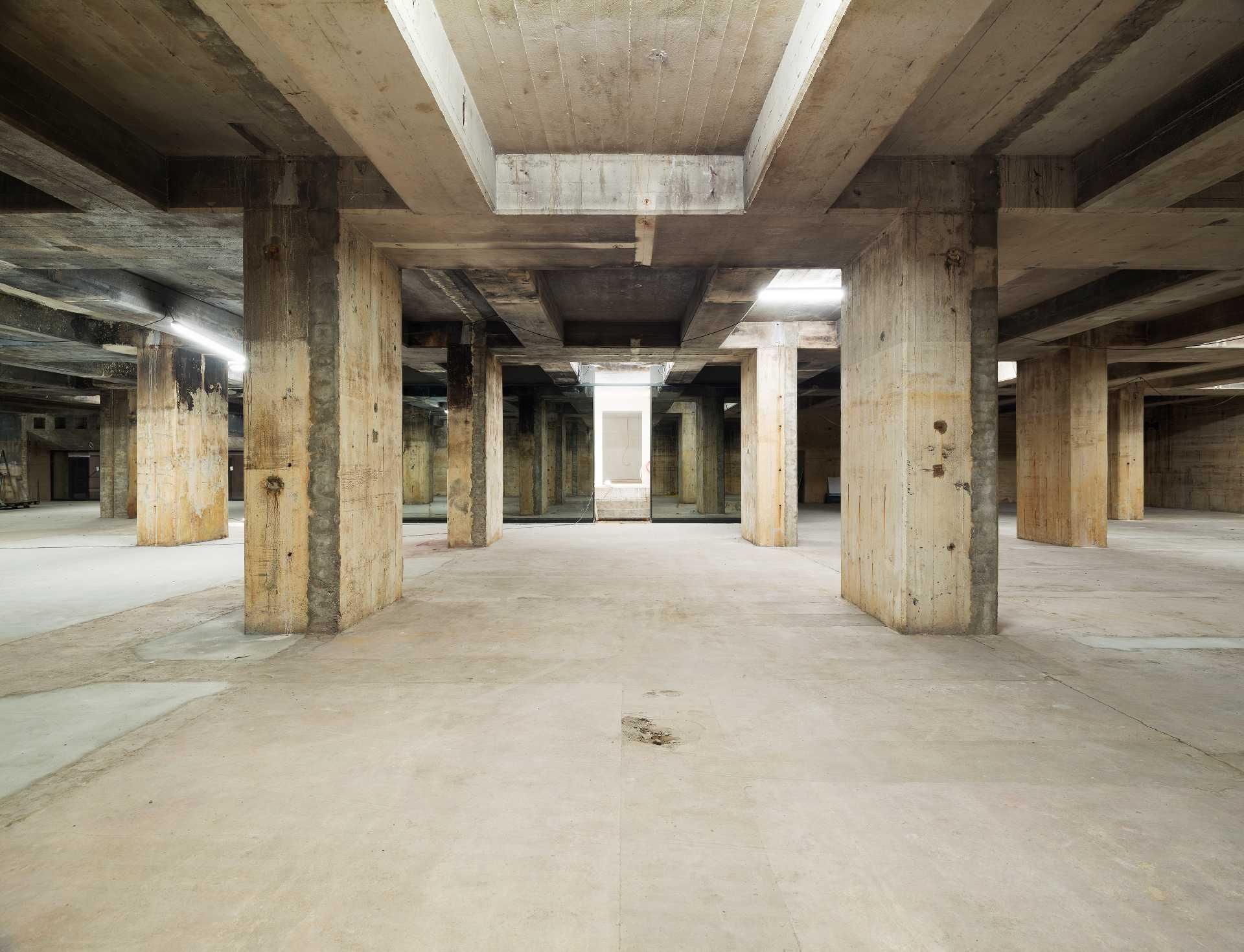 John Pawson's Museum in a Bunker  - 151104 © Gilbert McCarragher 10 37