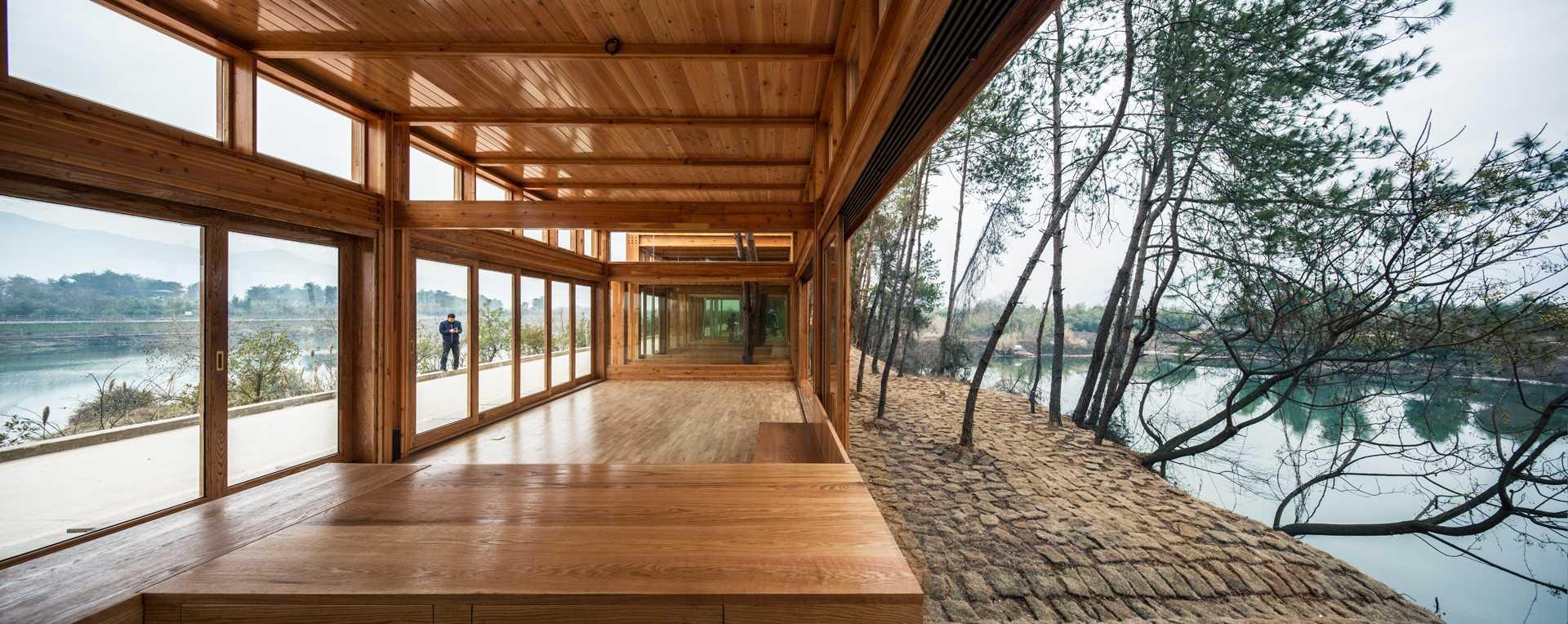 Pine Pavilion  - 16 05 39