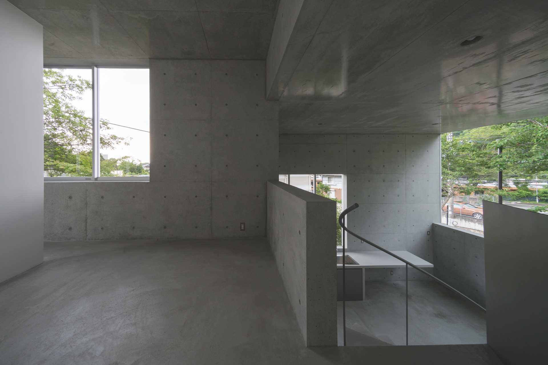 Concrete House  - 16 13 47