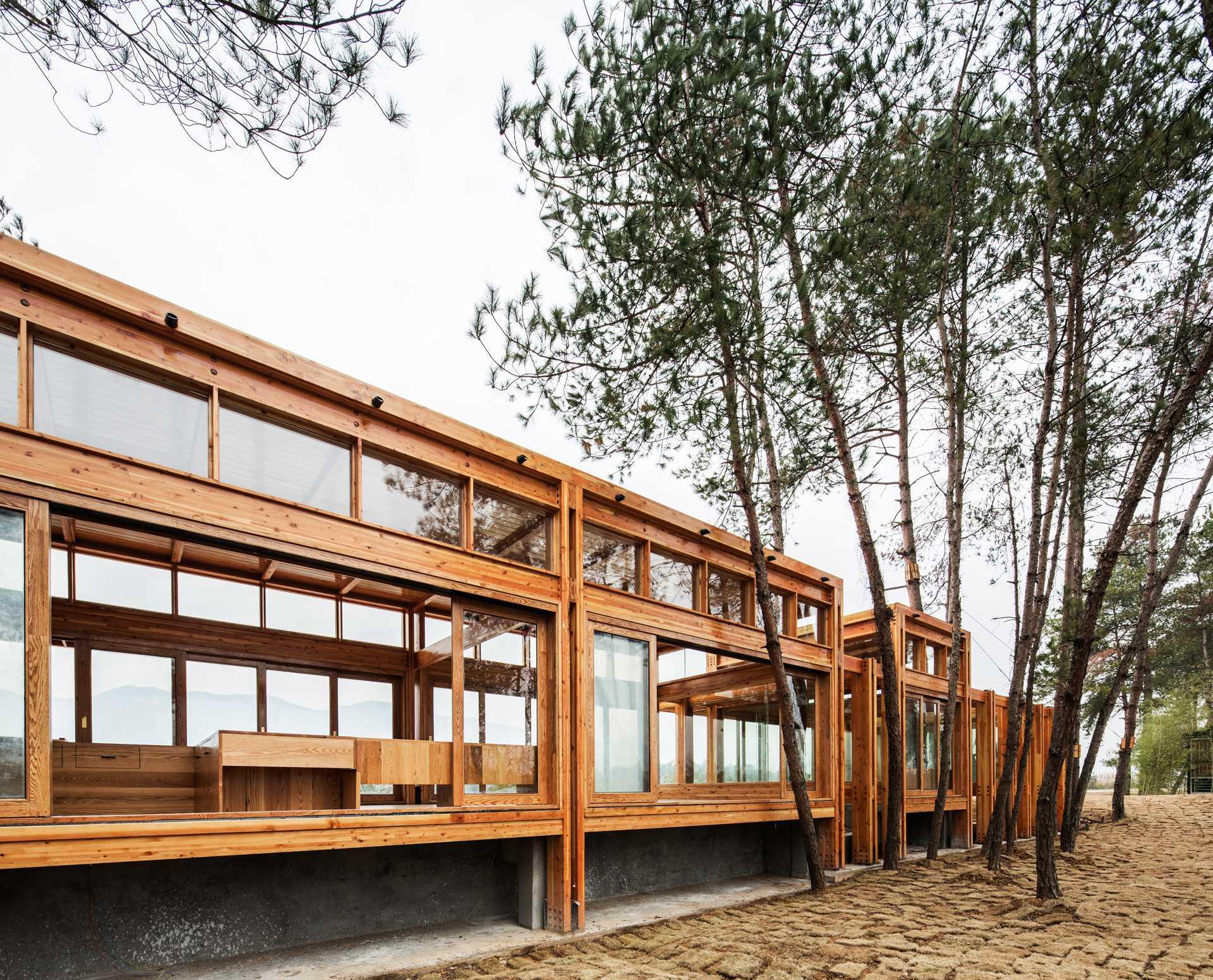Pine Pavilion  - 19 03 35