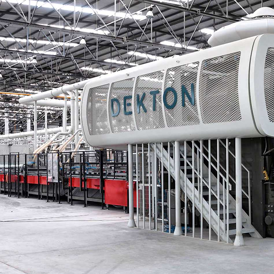 Dekton, a New Building Material  - 1 05b 39