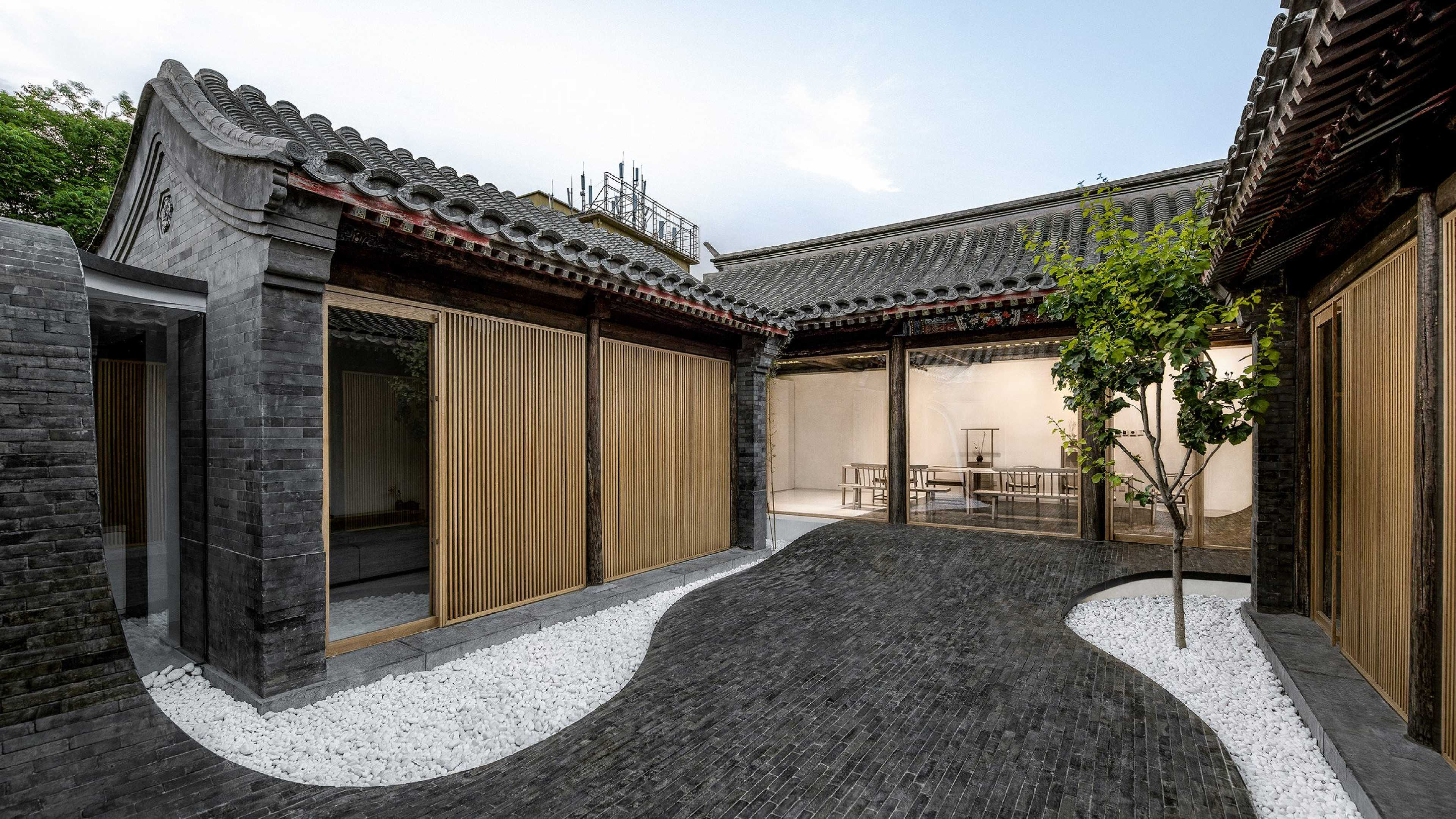 Traditional Courtyard House  - 1 18 48