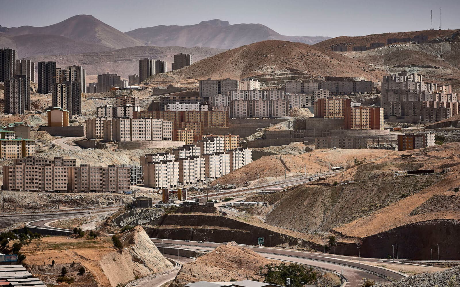 Iran's New Landscape  - 1 2 2 34