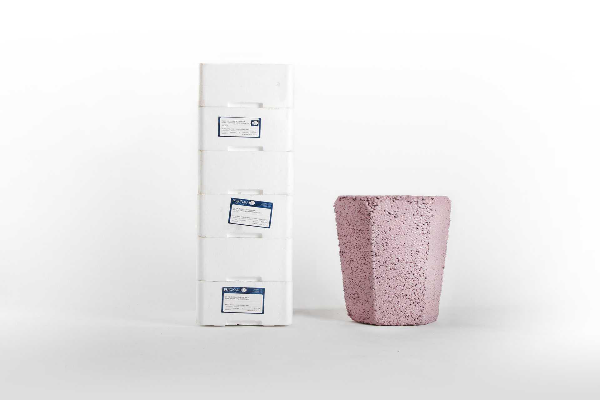 RR201 / Roca Recicla  - 20 07 35