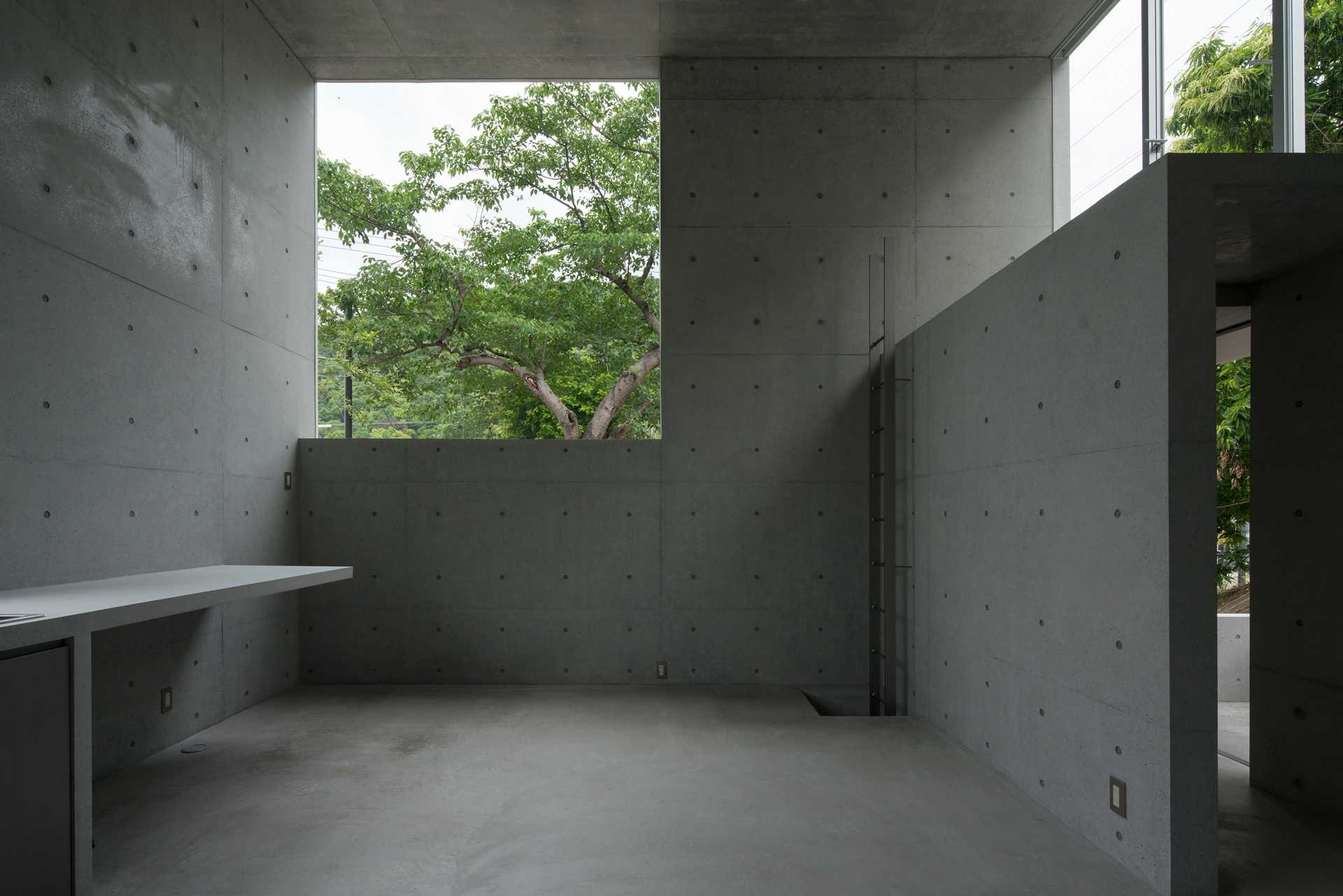 Concrete House  - 23 8 36