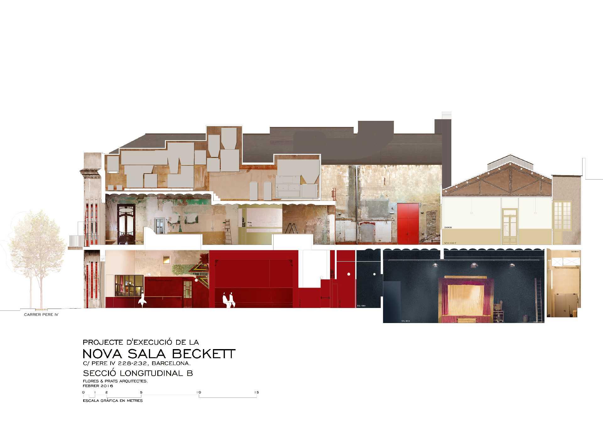 Sala Beckett  - 26 2 51