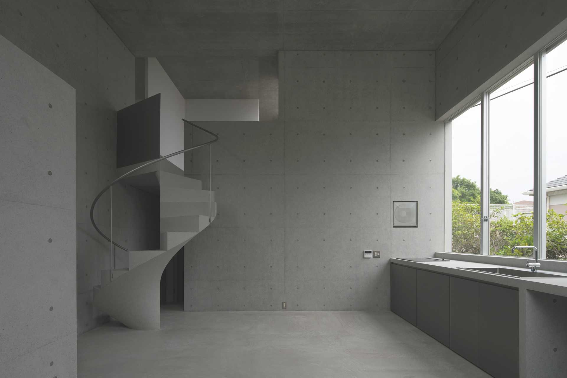 Concrete House  - 27 6 34