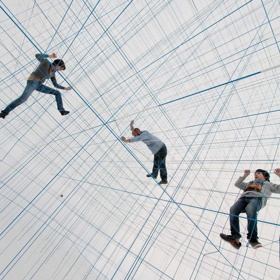 Aerial sculptures  - 29 09 46