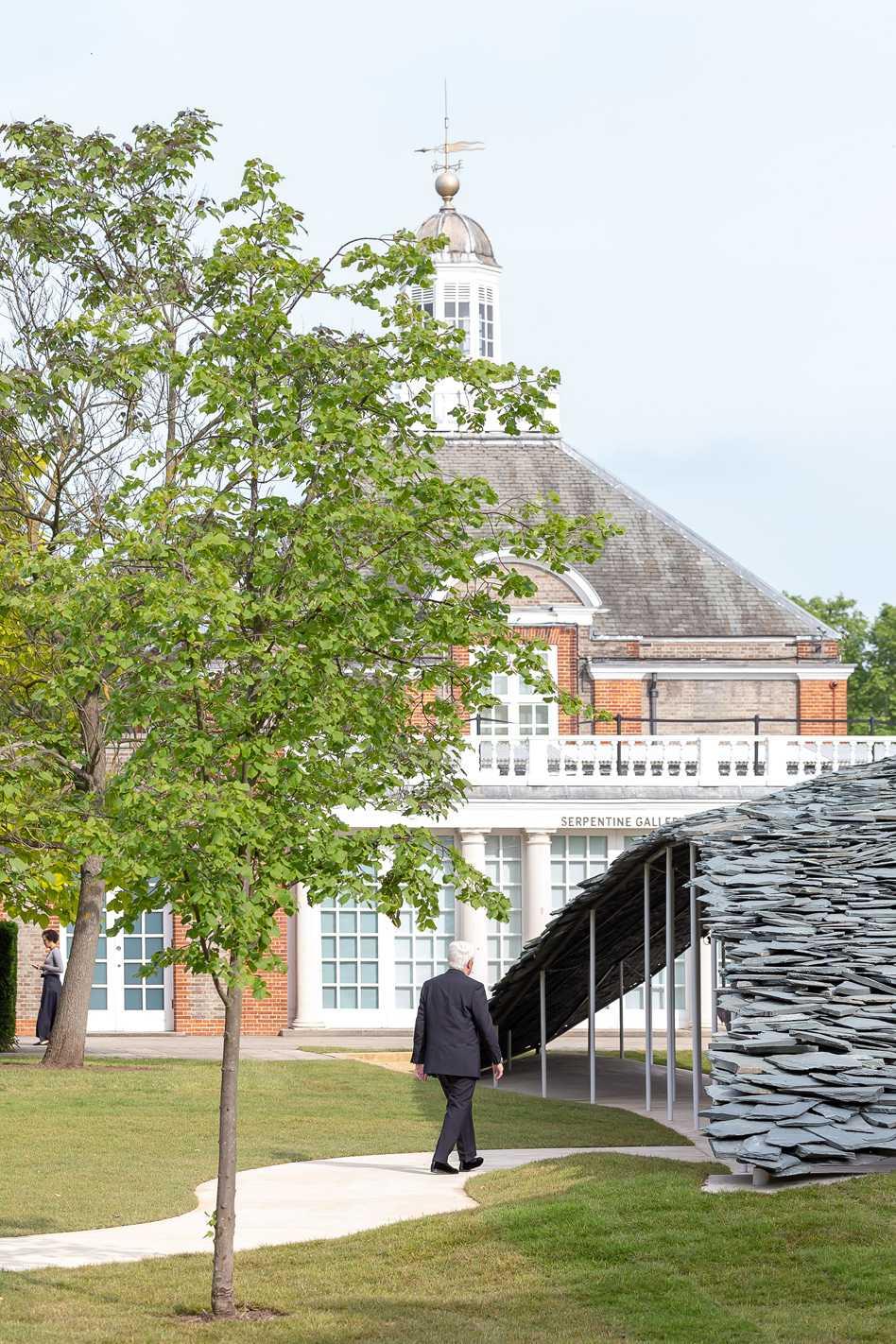 Serpentine Pavilion 2019  - 3.1 Norbert Tukaj 34