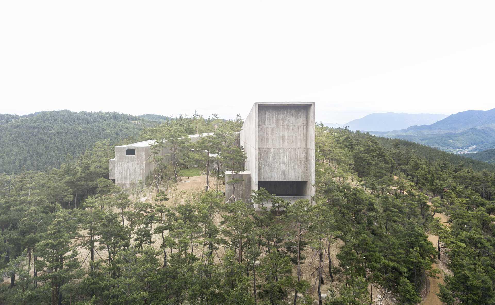Art Pavilion in Saya Park  - 30 1 30