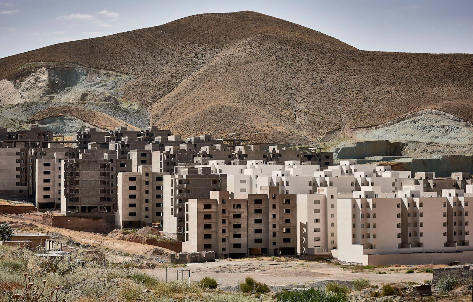 Iran's New Landscape  - 32 3.1 37