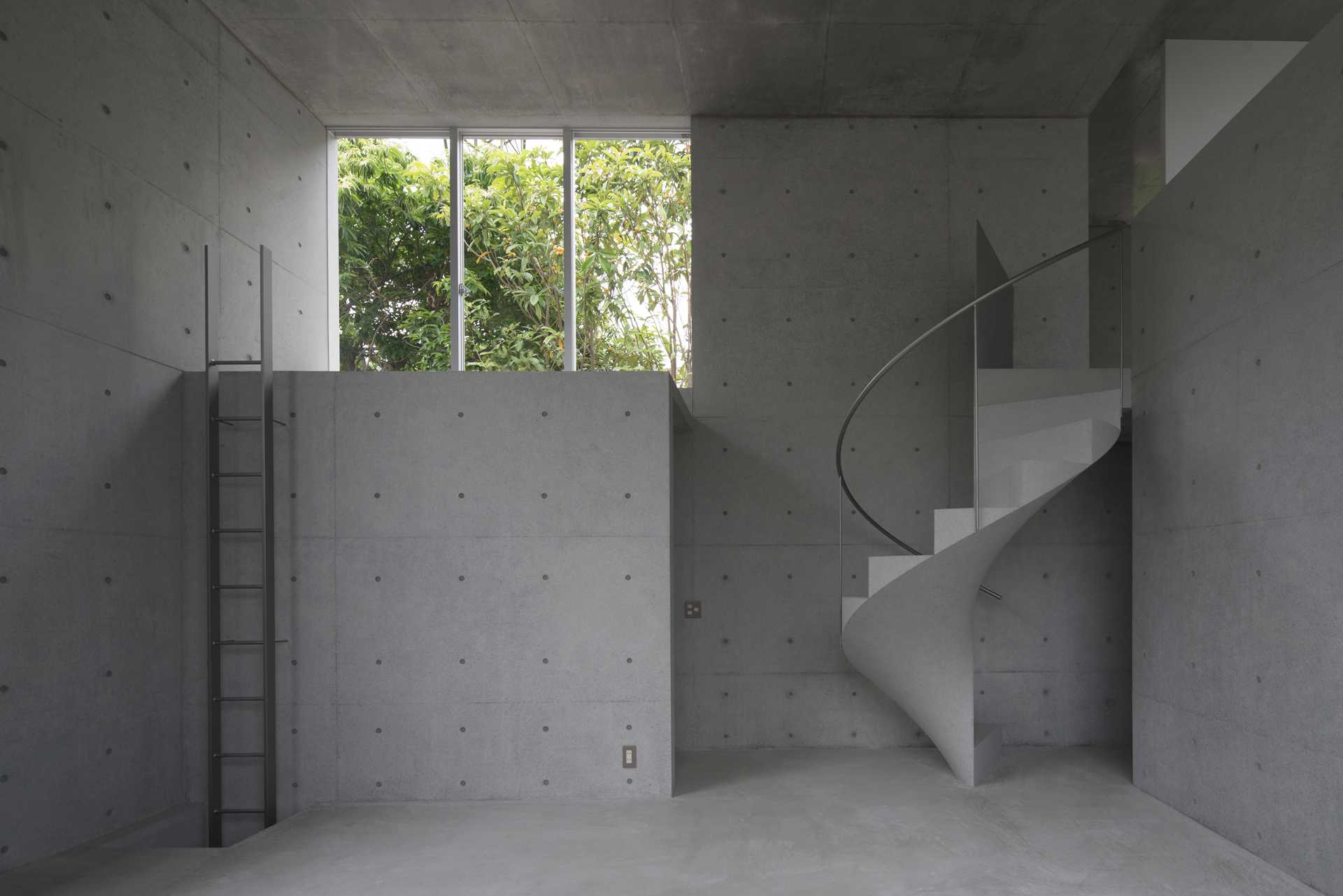 Concrete House  - 32 3 31
