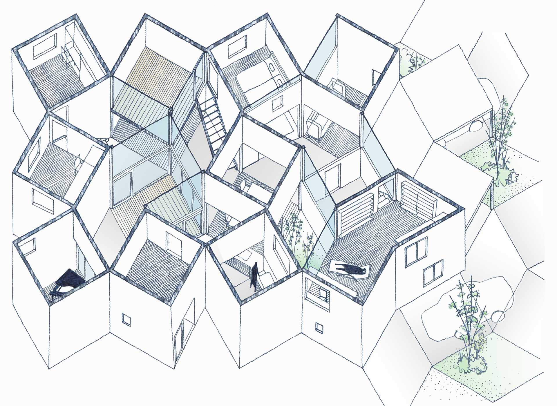 House in Hokusetsu  - 34 11 55
