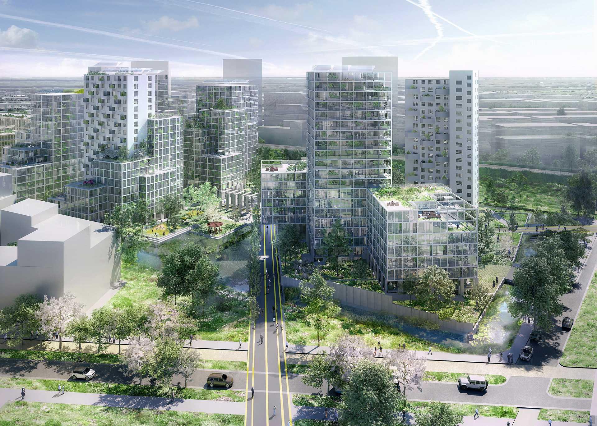 Bijlmerbajes Masterplan  - 35 07 33
