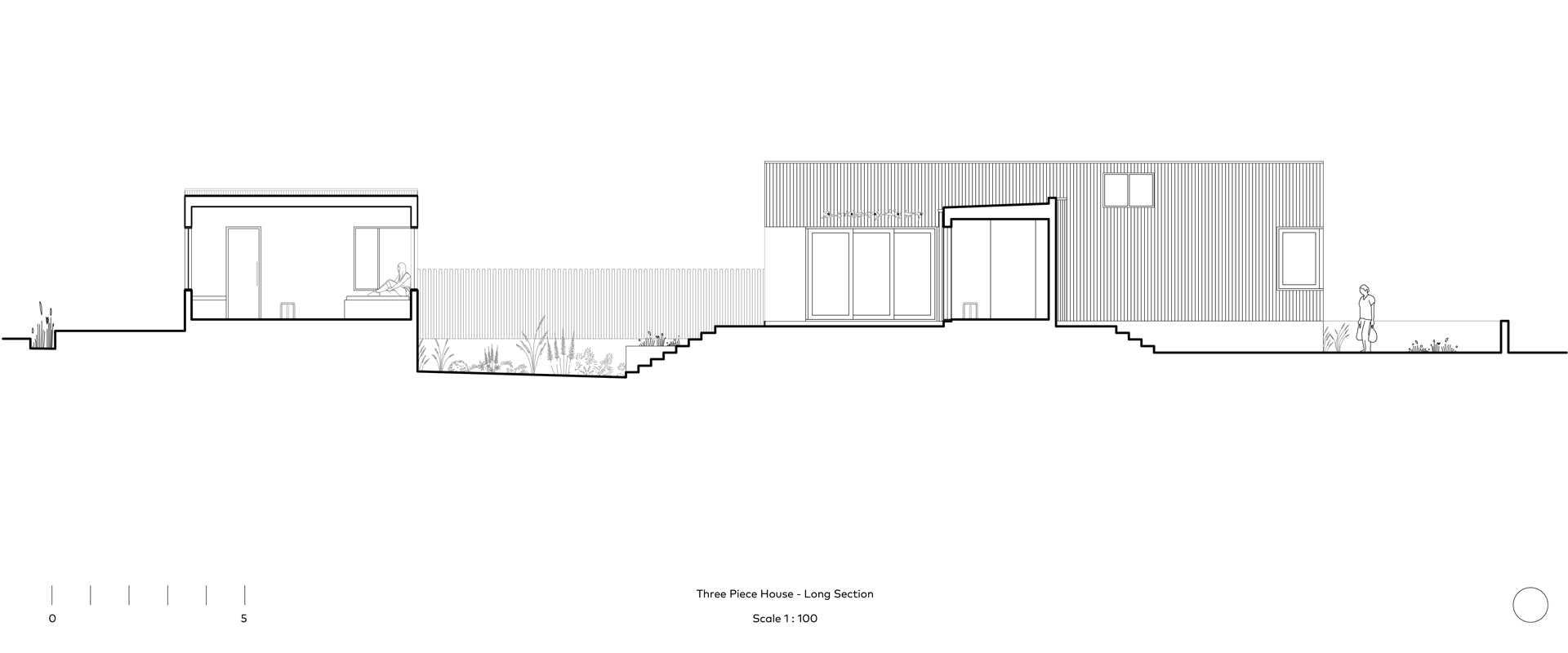Three Piece House  - 36 11 53