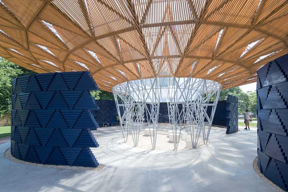 Serpentine Pavilion  - 37 05 35