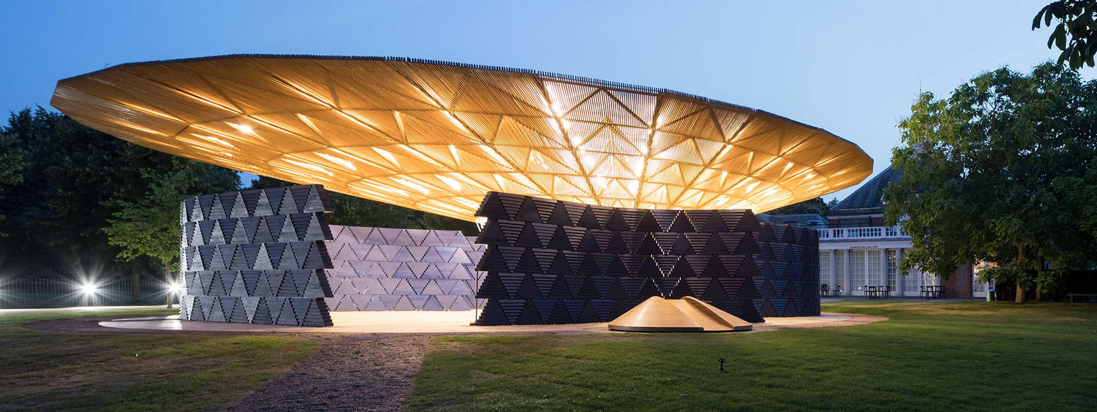 Serpentine Pavilion  - 38 02 41