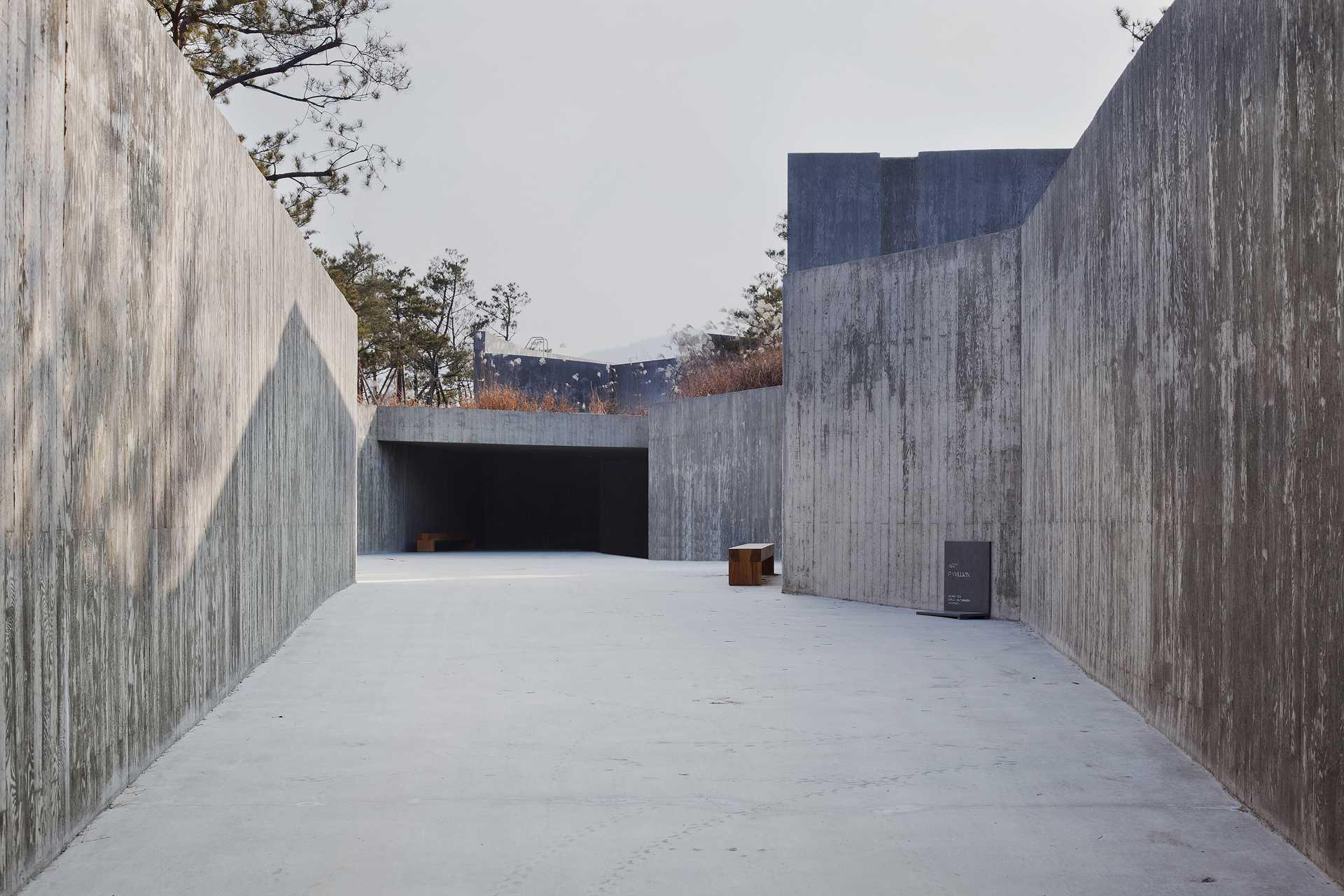 Art Pavilion in Saya Park  - 4 JongOh Kim 38