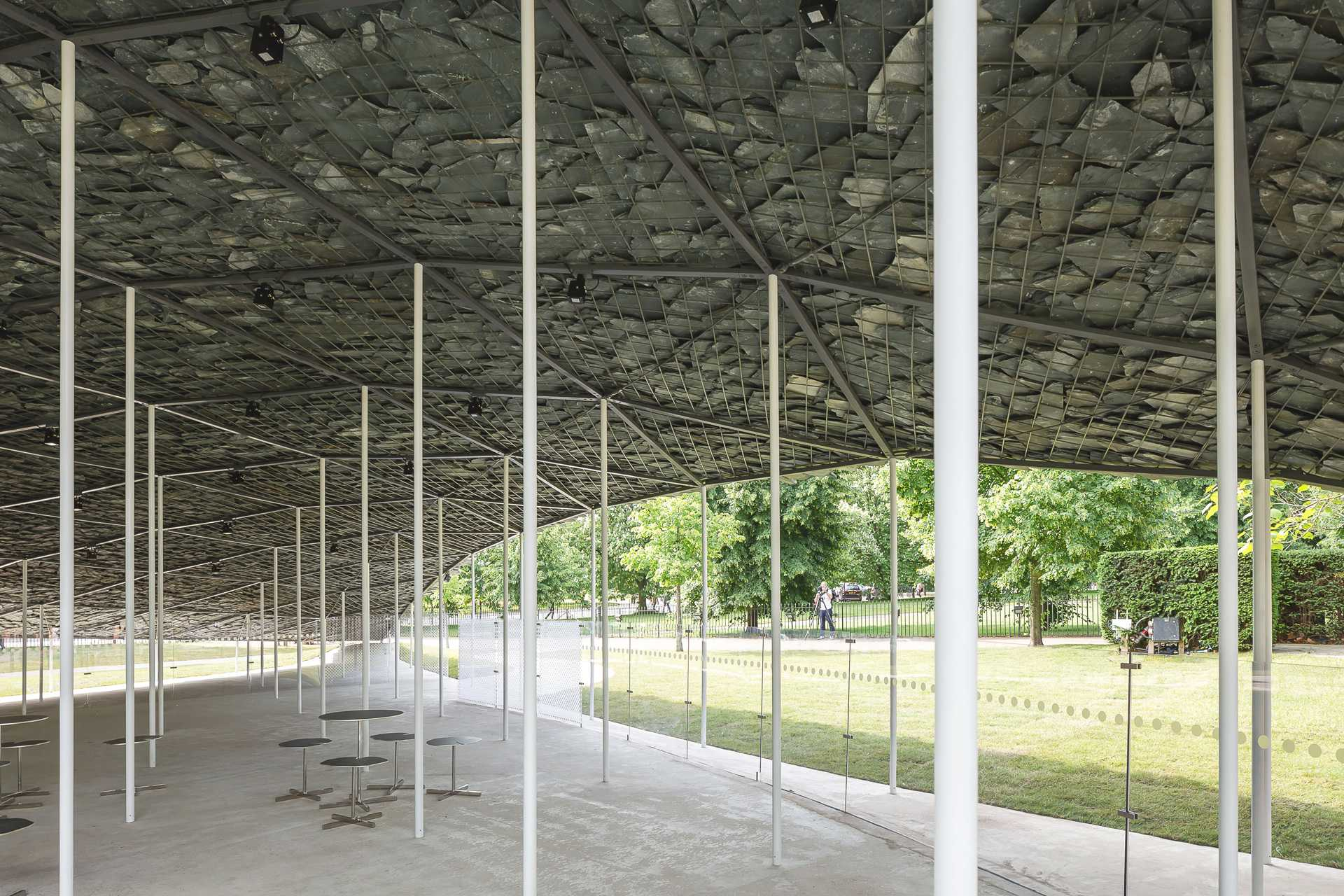 Serpentine Pavilion 2019  - 4 Norbert Tukaj 38