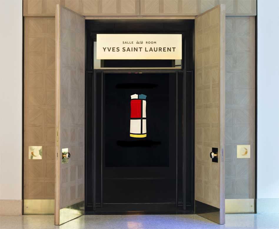 Museo Yves Saint-Laurent  - 42 07 43